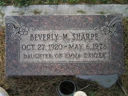 Beverly M. Sharpe