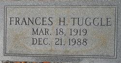 Frances H. <I>Hewatt</I> Tuggle