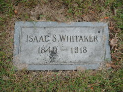 """Isaac S. """"Ike"""" Whitaker"""
