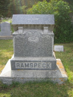 Katherina M <I>Danzer</I> Ramspeck