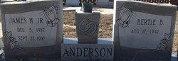 "James Henry ""Jaye"" Anderson, Jr"