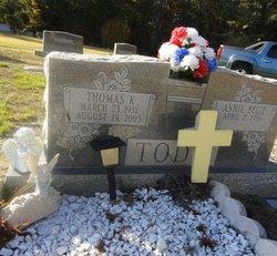 Thomas Kade Todd