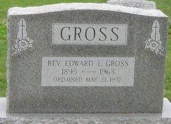 Rev Edward Leopold Gross