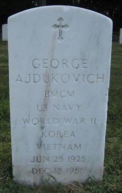 George Ajdukovich