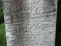 Mary B. <I>Souther</I> Choate