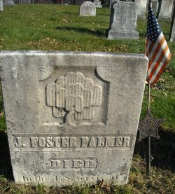 Josiah Foster Palmer