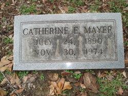 Catherine E <I>O'Leary</I> Mayer