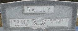 Henry Jack Bailey, Sr