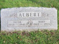 Mary <I>Fox</I> Albert