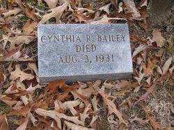 Cynthia Rebecca <I>Long</I> Bailey