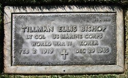 Tillman Ellis Bishop