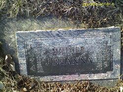 Johanna Estensdatter <I>Brandvold</I> Haarstad