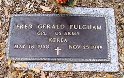 Fred Gerald Fulgham