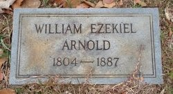 Rev William Ezekiel Arnold