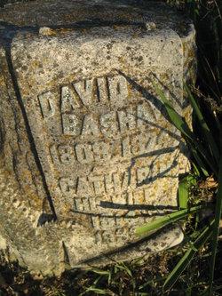 David Valentine <I>Bachand</I> Bashaw