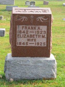 Elizabeth M Adams