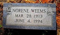 Norene Weems