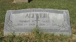 """Clement Henry """"Clem"""" Allwein"""