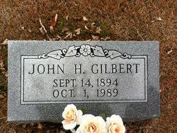 John Henry Gilbert