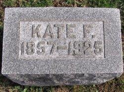 """Catherine Florence """"Kate"""" <I>Allen</I> Chandler"""