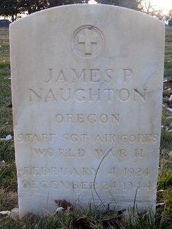 SSGT James Paul Naughton