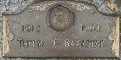 Thelma C Baarstad