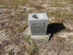 Arthur Hogans, Jr