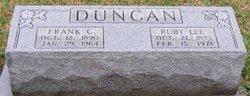 Ruby Lee <I>Pate</I> Duncan