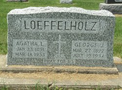 Agatha L. <I>Meis</I> Loeffelholz