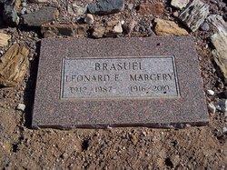 Margery Evelyn <I>Tankersley</I> Brasuel