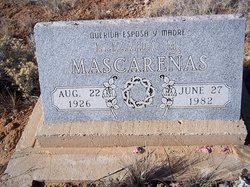 Elizaida M Mascarenas