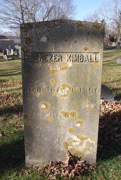Ebenezer W. Kimball