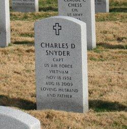 Charles Dana Snyder
