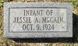Infant Son McCain