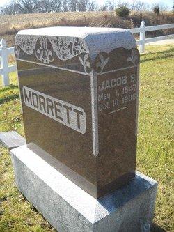 Jacob S Morrett