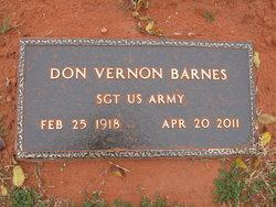 Don Vernon Barnes