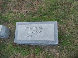 Jacqueline <I>Dixon</I> Livesay-Young