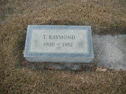 T Raymond Morgan