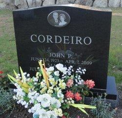 John P. Cordeiro
