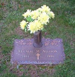 Eulalie M. Allison