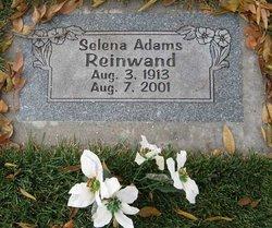 Selena Pearl <I>Adams</I> Reinward