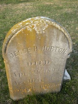 Jesse H Horton