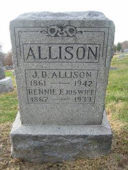 """Serena J """"Rennie"""" <I>Bise</I> Allison"""