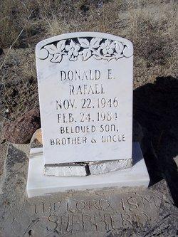 Donald E Rafael