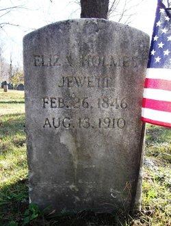 Eliza <I>McNeill</I> Jewett