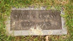 David Washington Creasy