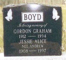 Jessie Alice Twin <I>Andrew</I> Boyd