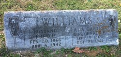 Fred P Williams
