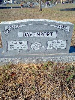 Clarence Davenport, Sr