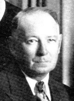 Edward Bernard Burke